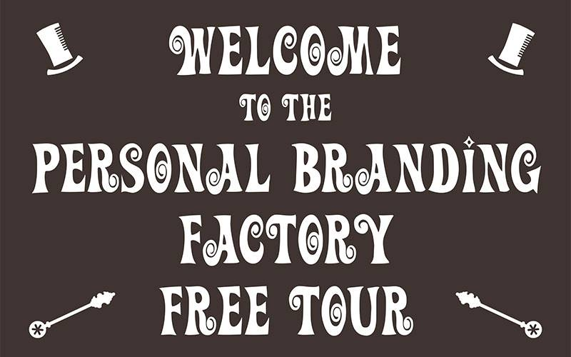 Personal Branding Factory Free Tour